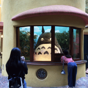 How to go to Ghibli Museum from Tokyo station