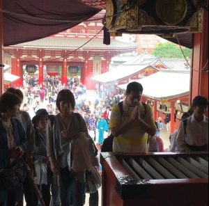 Guide to Sensoji Temple Part.2