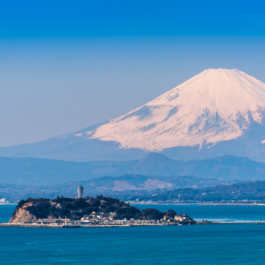 How to get to Enoshima by taking the Enoden from Kamakura