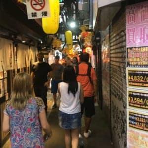去回忆横丁的方法(从JR新宿站东口出发)