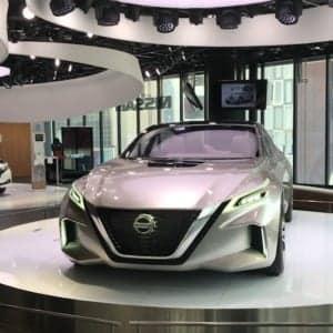 Nissan(尼桑) Crossing的去法(从银座站)