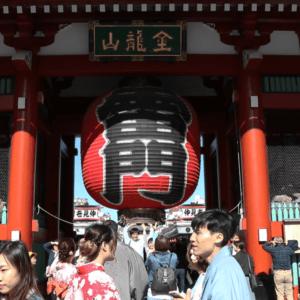 Senso-ji temple(Asakusa)
