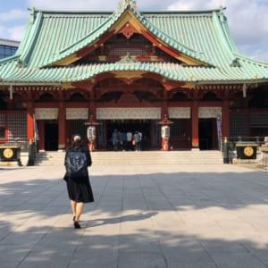 Kanda Shrine(Ochanomizu)