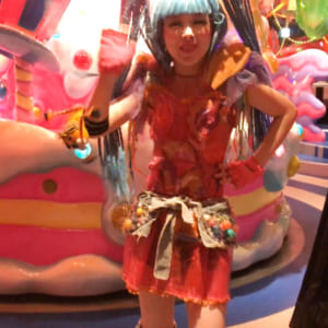 Kawaii Monster Cafe(Harajyuku)