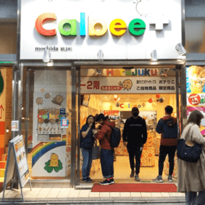 Calbee Plus(하라쥬)