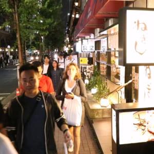 Ginza Corridor Street (Shimbashi)