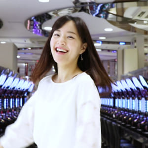Let's try Pachinko at the Namba Maruhan