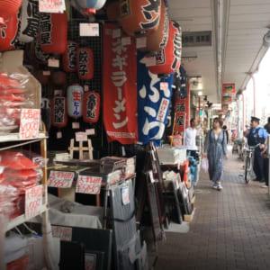 Kappabashi Street(Asakusa)