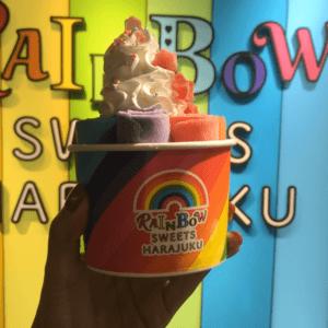 RAINBOW SWEETS HARAJUKU(原宿)
