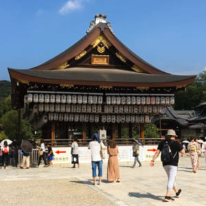 Yasaka Shrine(Gion)