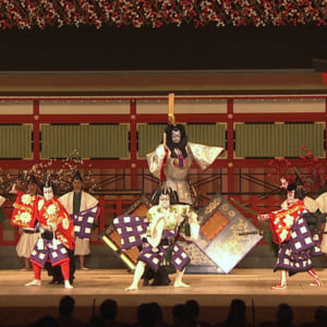 Kabukiza Theatre(Ginza)