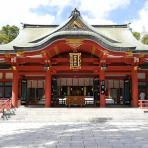Nishinomiya Shrine(Nishinomiya)