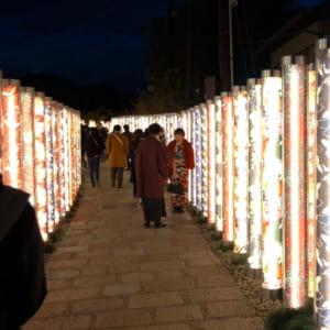 Kimono Forest(Arashiyama)