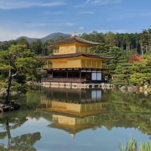 Kinkakuji Temple(Kita-ku)