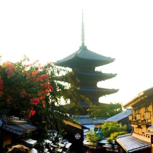 八坂の塔(八坂上町)