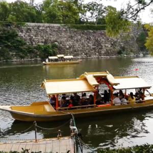 오사카성 고자부네(오사카 성 공원)