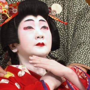 关于观看日本舞踊的说明