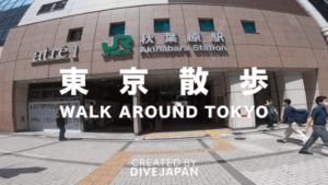 Walk around Tokyo (Akihabara)